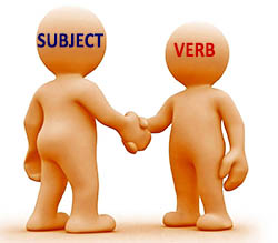 subject-verb